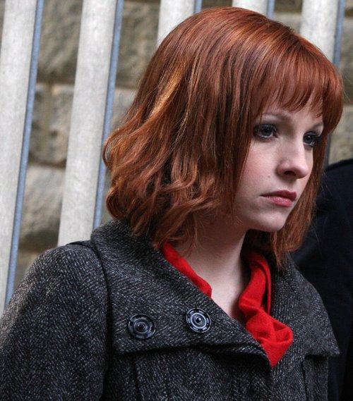 GEORGIA MOFFETT in Spooks: Code 9 - Blogtor Who