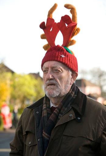 Bernard Cribbins as Wilf Mott - Doctor Who