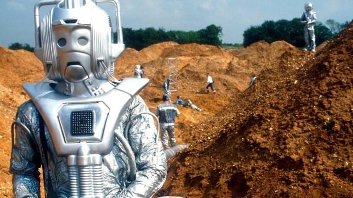 Attack of the Cybermen (c) BBC