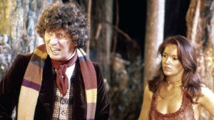 The Doctor (Tom Baker) - Doctor Who - The Face of Evil (c) BBC