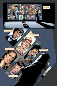 DOCTOR WHO: PRISONERS OF TIME OMNIBUS - Preview 1