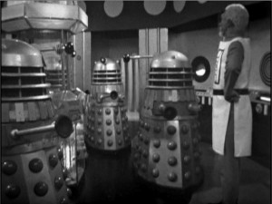 The Daleks' Master Plan - The Destruction of Time