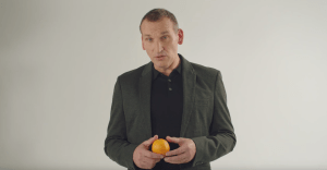 Christopher Eccleston - Share The Orange