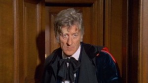 Jon Pertwee - Doctor Who - Spearhead From Space (c) BBC