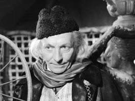 First Doctor - William Hartnell (c) BBC
