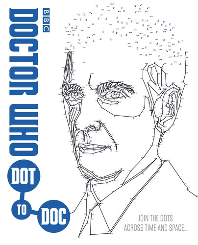 Dot to Doc Activity Book Cover