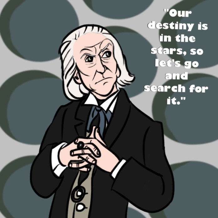 William Hartnell by Lucy Crewe