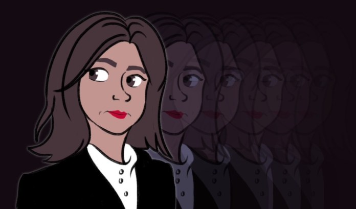 Clara Oswald (Jenna Coleman) by Lucy Crewe