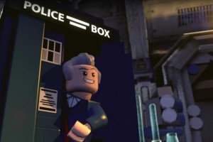 Twelve Doctor - Lego Dimensions