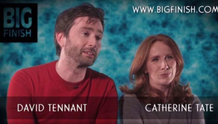 David Tennant and Catherine Tate - Big Finish Interview