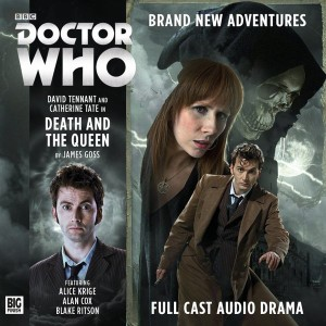 Big Finish - The Tenth Doctor Adventures - Death and the Queen