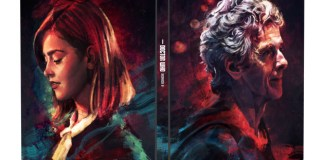 Doctor Who Series 9 Steelbook cover