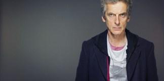 Doctor Who – S9 – The Doctor (PETER CAPALDI) – (C) BBC – Photographer: Simon Ridgway – (C) BBC – Photographer: David Venni