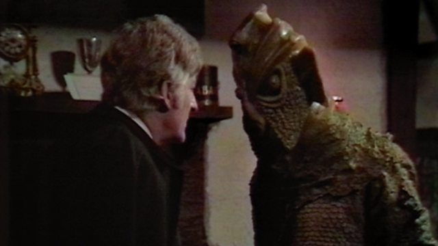 Doctor Who and The Silurians  - Episode 4