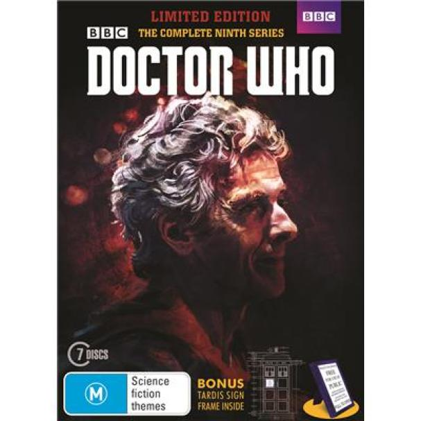 The Complete Series Nine DVD - Australia (c)  BBC