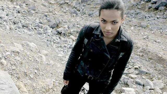 Martha Jones (Freema Agyeman) - Doctor Who - The Last of the Timelords (c) BBC