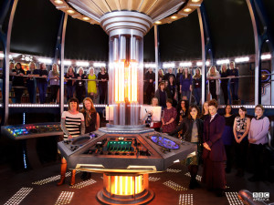 The Women of Doctor Who - International Women's Day - 8th March 2015 ©BBC AMERICA