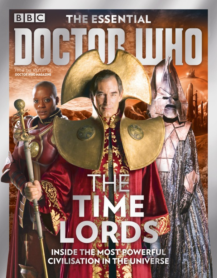 THE ESSENTIAL DOCTOR WHO #7: TIME LORDS