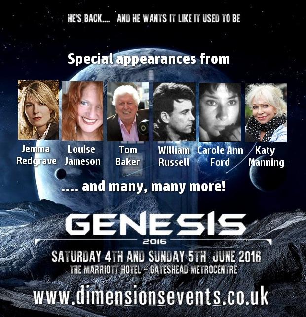 Genesis 2016 flyer