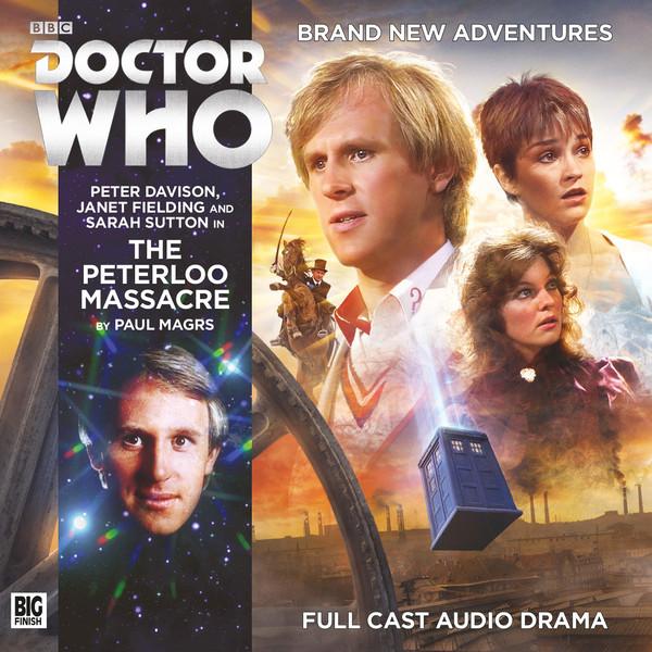 Doctor Who - The Peterloo Massacre - Big Finish