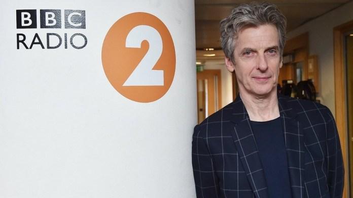Peter Capadi - BBC Radio 2 - 8th March 2016 (c) BBC