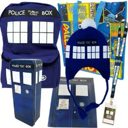 Doctor Who Show Bag - Bensons Trading