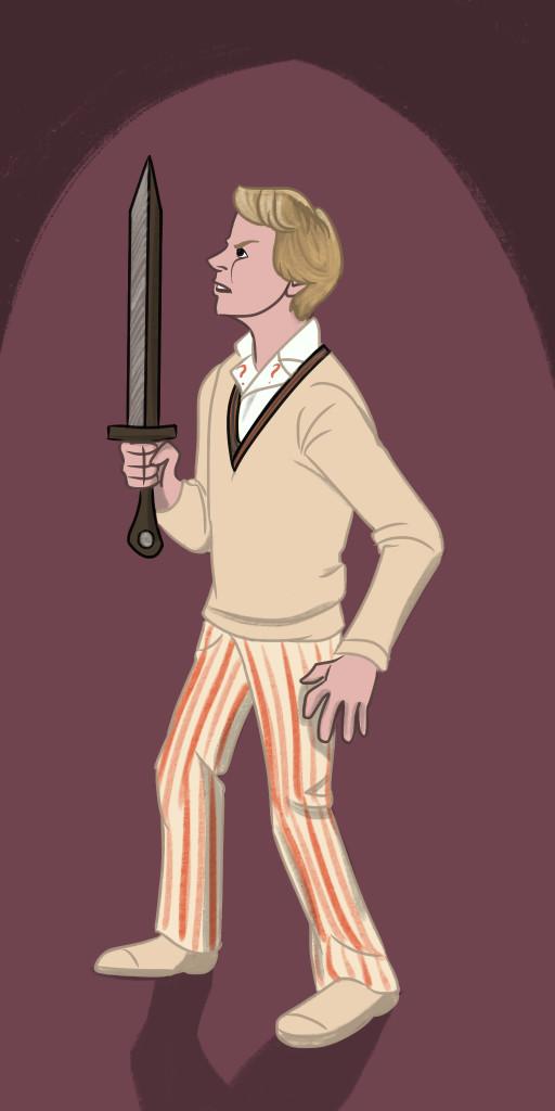 Doctor as Swordsman