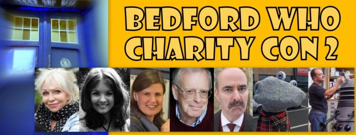 Bedford Doctor Who Charity Con