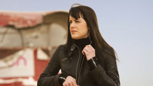 Michelle Ryan as Lady Christina De Souza - Doctor Who - Planet of the Dead (c) BBC