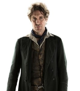 Paul McGann - Doctor Who - The Night of the Doctor (c) BBC