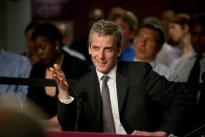 The Thick Of It - Malcolm Tucker (PETER CAPALDI) - (C) BBC - Photographer: Des Willie
