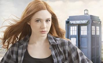 Amy Pond (Karen Gillan) - Doctor Who (c) BBC