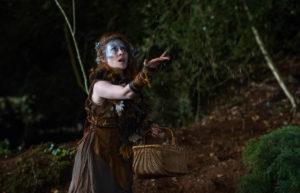A Midsummer Night's Dream - Cobweb (CHARLOTTE BLAKE) - (C) BBC - Photographer: Des Willie