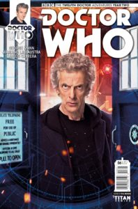 TITAN COMICS TWELFTH DOCTOR #2.6 - COVER B BY WILL BROOKS