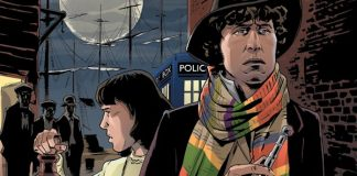 Titan Comics – Fourth Doctor #3 – Gaze of the Medusa - Cover C