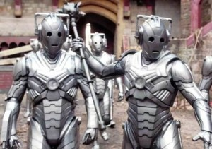 Cybermen - Doctor Who - Nightmare in Silver (c) BBC