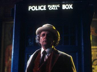 Seventh Doctor Sylvester McCoy - Doctor Who TV Movie