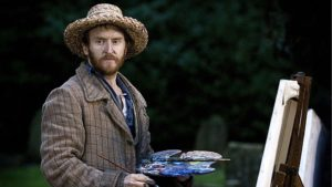 Vincent Van Gogh (Tony Curran - Doctor Who - Vincent and the Doctor (c) BBC