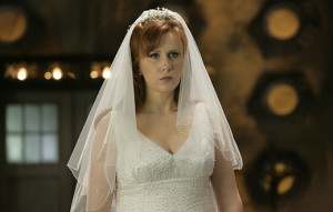 Donna Noble (Catherine Tate) - Doctor Who The Runaway Bride (c) BBC