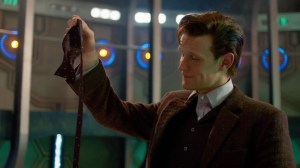 Matt Smith as the Eleventh Doctor - Doctor Who - The Time of the Doctor (c) BBC