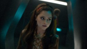 Clara Oswald (Jenna Coleman) - Doctor Who - The Name of the Doctor (c) BBC