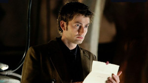 The Doctor (David Tennant) – Doctor Who – The Girl in the Fireplace (c) BBC