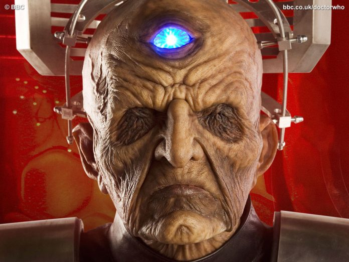 Davros - Doctor Who - The Stolen Earth (c) BBC