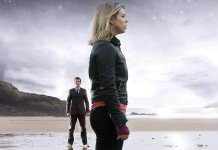 The Doctor (David Tennant) and Rose Tyler (Billie Piper) - Doctor Who - Doomsday (c) BBC