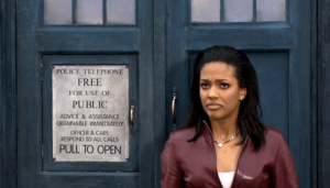 Martha Jones Freema Agyeman) - Doctor Who - Last of the Time Lords (c) BBC