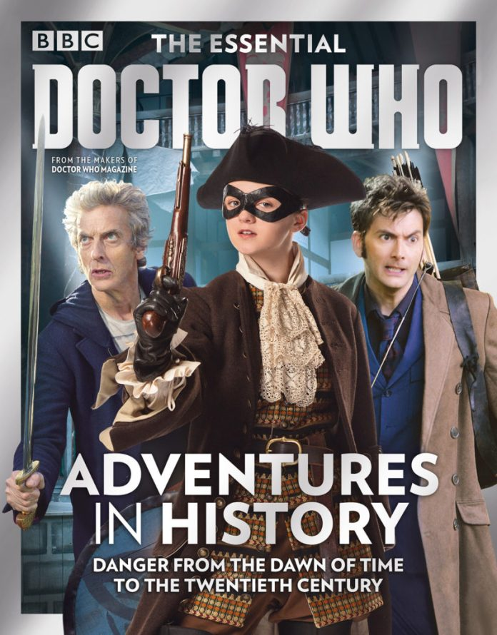 The Essential Doctor Who 8: Adventures in History