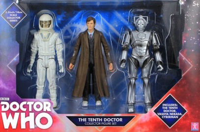10th Doctor B&M Exclusive Set