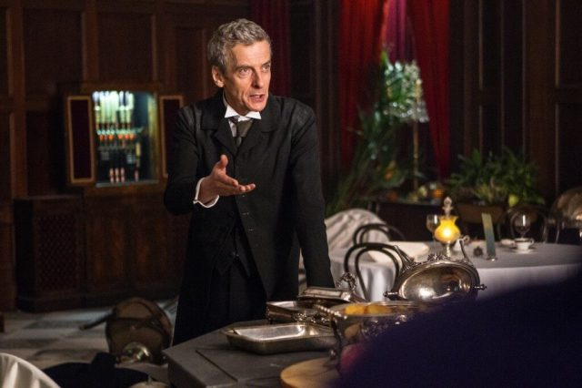 Doctor Who – Series 8 – Episode 1 – Deep Breath – Peter Capaldi as The Doctor – (c) BBC