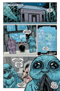 DOCTOR WHO: THE NINTH DOCTOR #3 - Preview 3