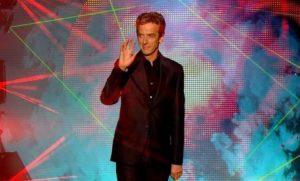 Peter Capaldi - Doctor Who Live  (c) BBC